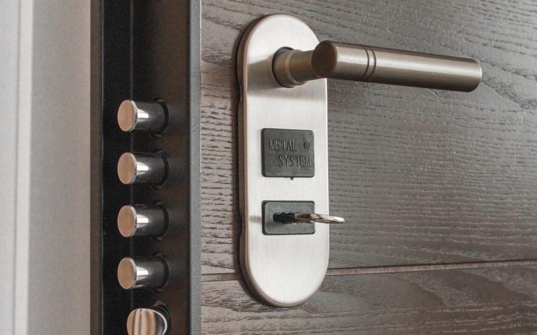 Come aprire una porta blindata bloccata